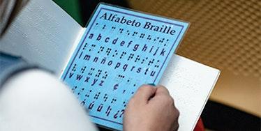 Deficiência Visual com ênfase em Braille